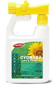 Martins MT31985 Cyonara Lawn & Garden Ready To Spray 32 oz