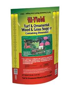 Hi-Yield FH33031 Turf & Ornamental Weed & Grass Stopper 35 Lbs