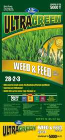 Lilly Miller 06601640 Ultragreen Weed And Feed 18lb