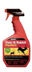 Sweeneys SE5700 Deer & Rabbit Repel 32 oz