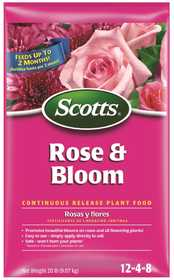Scotts SI1029501 Rose & Bloom Continuous Release Plant Food 20 Lbs