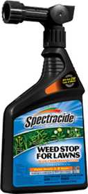 Spectricide HG-95703 Weed Stop For Lawns Plus Crabgrass Killer Ready-To-Spray 32 oz