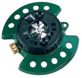 Dramm DM15024 ColorStorm Turret Green Lawn Sprinkler