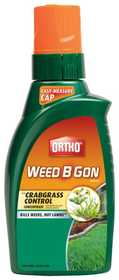 Ortho 9906010 Weed B Gon Max+Crabgrass Control Conc 32 oz