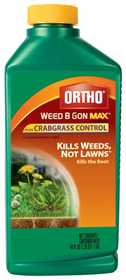 Ortho 9994610 Weed B Gon Max +Crabgrass Concentrate 40 oz