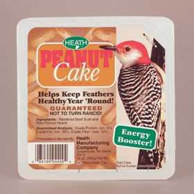 HEATH MFG DD512 Suet Peanut Cake