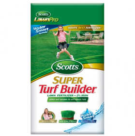 Scotts SI2015 Super Turf Builder Fertilizer 15m
