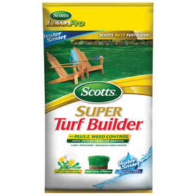 Scotts SI3015 Super Turf Builder Plus 2 Fertilizer 15m