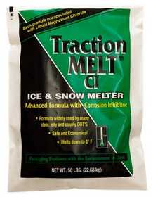 Scotwood Industries 50LB Traction Melt C I Ice & Snow Melter 50lb