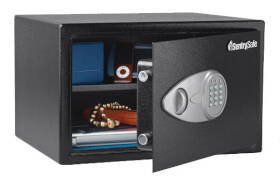 Sentry Safe X125 Home Security Safe With E Lock 1.2 Cuft