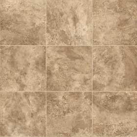 Shaw 0163V-722 Kingsgrove Walnut 13 in Tile Visual Residential Resilient Sheet Vinyl Flooring