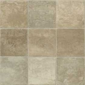 Shaw 0163V-225 Kingsgrove Wheat 13 in Tile Visual Residential Resilient Sheet Vinyl Flooring