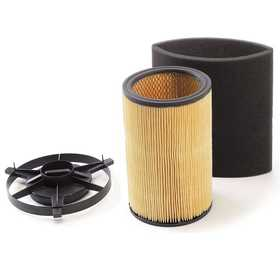 Shop Vac 801-70-62 Replacement Filter Kit For 103-00