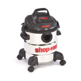 Shop Vac 586-60-00 Shop Vac 5 Gal Stainless Steel