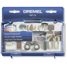 Dremel 687-01 General Purpose Set 52pc