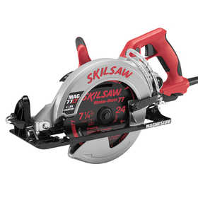 Skil MAG77LT Saw Worm Drive Lightest Weight