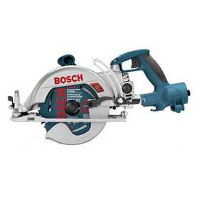 Bosch 1677MD 7-1/4 in Worm Drive Construction Saw With Direct Connect™