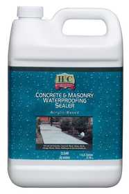 H&C Concrete 50.043054-16 Concrete And Masonry Clear Sealer Gal