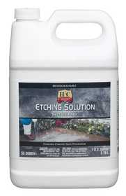 H&C Concrete 50.060004-16 Etching Solution Surface Prep Gal