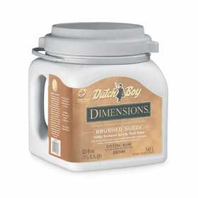 Dutch Boy 1.0DB2100 Dimensions Interior Acrylic Paint Brushed Suede Gallon