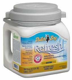 Dutch Boy 1.DB78605-16 Refresh Interior Paint Satin Deep Tone Base Gallon