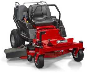 Snapper 2691319 48 in Zero Turn Radius Lawn Mower With 23 Hp Briggs And Stratton Engine And Integrated Cargo Hauler