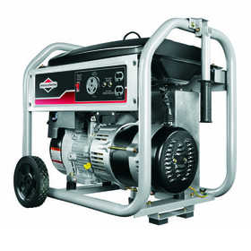 Briggs & Stratton 30547 3500 Watt Portable Generator With Rv Outlet