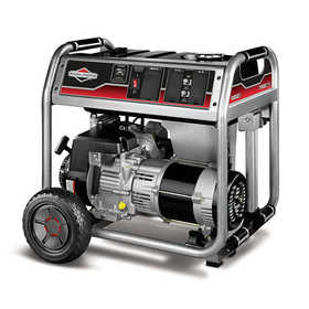Briggs & Stratton 30469 6000 Watt Gas Powered Portable Generator With Briggs And Stratton Engine
