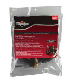 Briggs & Stratton 6216 Pressure Washer Pump To Hose Quick Connect Kit