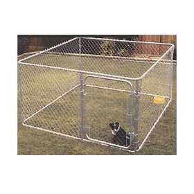 Southwestern Wire Inc. K75754M Complete Kennel In-A-Box 7-1/2 x 7-1/2 x 4