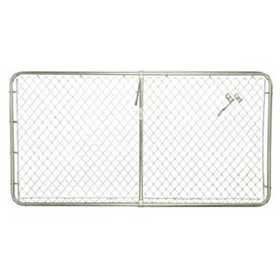 Southwestern Wire Inc. GKPOOX12X6 Dog Kennel Panel Plain 12 ft X 6 ft