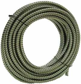 Southwire 55082321 3/4 in Flexible Conduit Alum 25 ft
