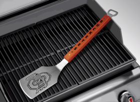 Sportula Products 7011158 Ohio State Buckeyes Grilling Spatula