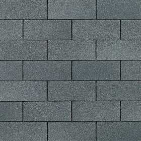 Owens Corning TA20 Classic Fiberglas Roof Shingles Estate Gray