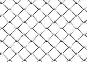 STEPHENS PIPE & STEEL CL423014 4 Ft X 50 Ft 12.5 Gauge Galvanized Steel Chain Link Fence Fabric