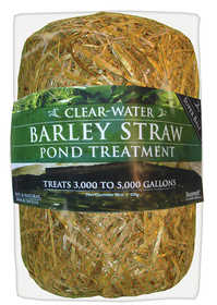 SUMMIT CHEMICAL CO 135 Clear-Water Barley Straw Jumbo Bale