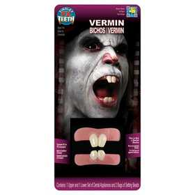 Tinsley Transfers Inc. TH-403 Vermin Teeth Fx