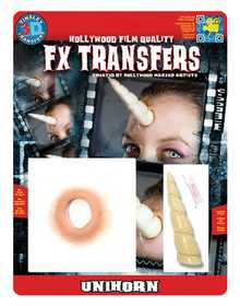 Tinsley Transfers Inc. FXTM-605 Unihorn Temporary Tattoo