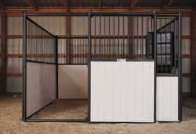 Tarter Farm and Ranch SS10 Horse Stall Side 10 ft