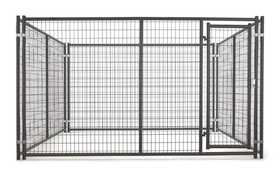 Tarter Farm and Ranch DKHDG Elite Series Dog Kennel 10x10x6