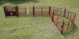 Tarter Farm and Ranch OSS Cattle Master Open Sweep System 180x20