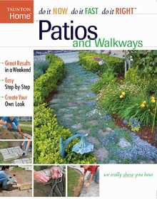 Taunton Trade 70813 Patios And Walkways