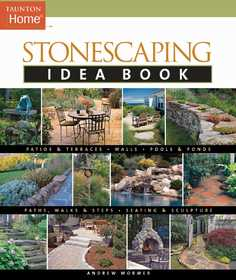 Taunton Trade 70824 Stonescaping Idea Book