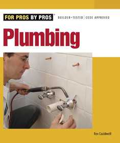 Taunton Trade 70867 For Pros By Pros: Plumbing
