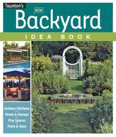 Taunton Trade 71280 New Backyard Idea Book