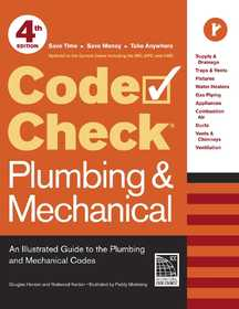 Taunton Trade 71330 Code Check Plumbing & Mechanical 4th Edition