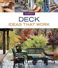 Taunton Trade 71342 Deck Ideas That Work