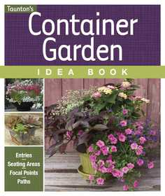 Taunton Trade 71353 Container Garden Idea Book