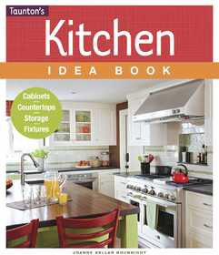 Taunton Trade 71418 Kitchen Idea Book