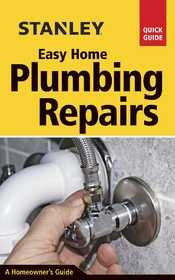 Taunton Trade 83031 Stanley Easy Home Plumbing Repairs